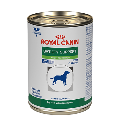 Royal canin lata satiety support x 380 gr