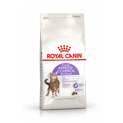 Royal canin apetite control sterilised x 2 kg