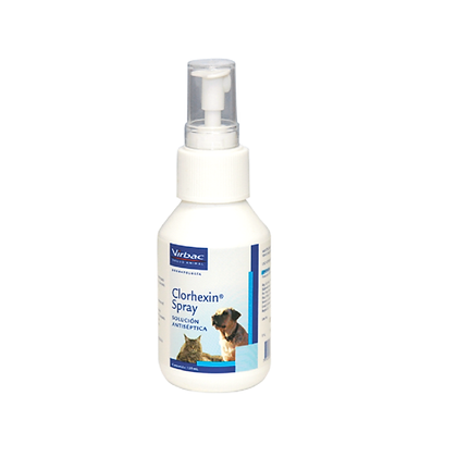 Clorhexin Spray x 120ml