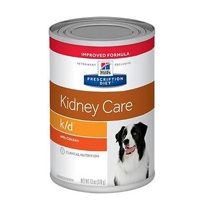 Hills lata k/d kidney care x 370gr