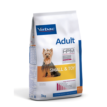 Veterinary hpm adult small and toy