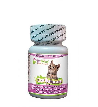 Cat Balance x 100 Tabletas masticables