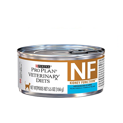 Pro plan alimento humedo veterinary diets nf advanced care gatos 156 g