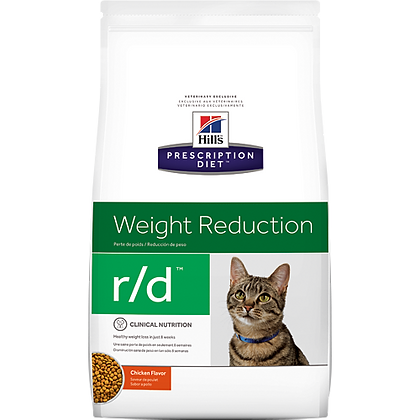 Hills prescription diet r/d weight reduction
