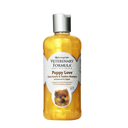 Shampoo pupy love veterinary formula solution x 503ml