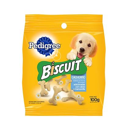 Galletas pedigree biscuit cachorros 100 gr