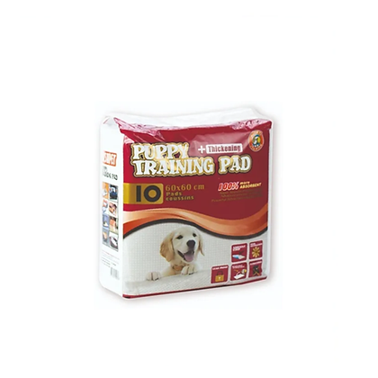 Tapetes puppy training pads 60x60 cm