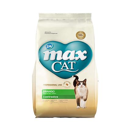 Max gatos castrados