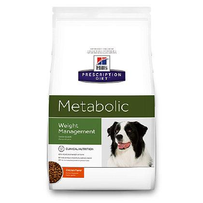 Hills prescription diet metabolic