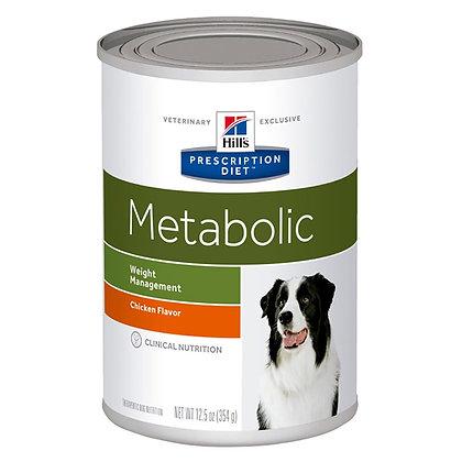 Hills lata metabolic x 370 gr