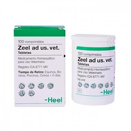 Zeel tabletas x 100 comprimidos