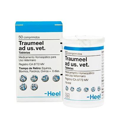Traumel tabletas x 50 comprimidos