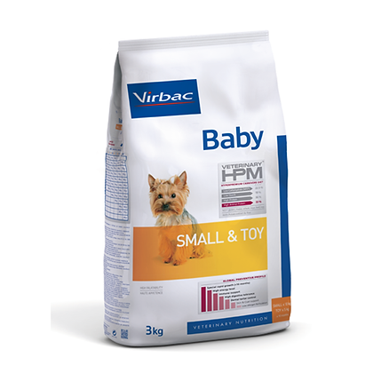 Veterinary hpm baby small and toy
