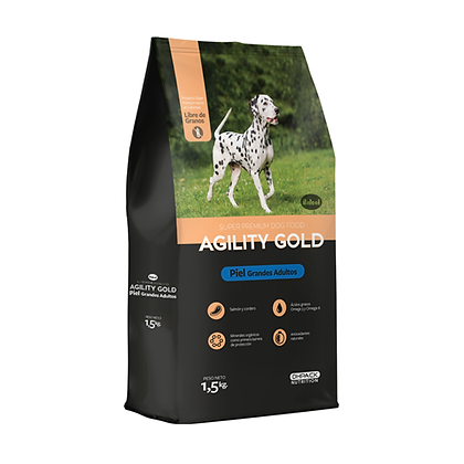 Agility gold piel grandes adultos