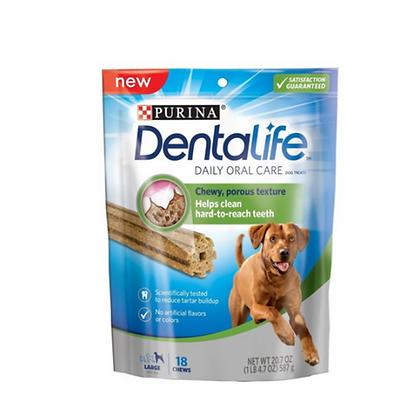Dentalife perros grandes