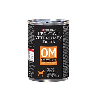 Pro plan veterinary diets lata OM x 377gr