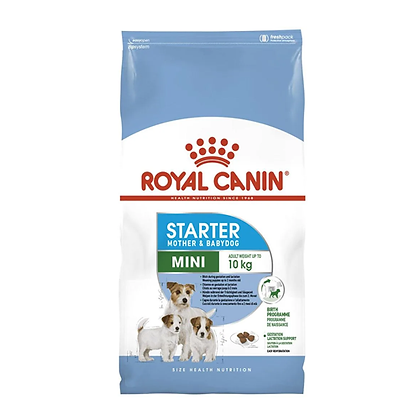 Royal canin mother and baby dog