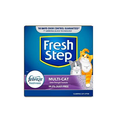 Arena para gato fresh step
