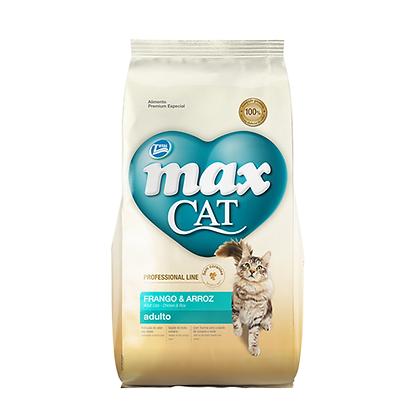 Max gatos adultos