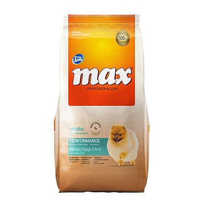 Max professional adulto razas pequeñas