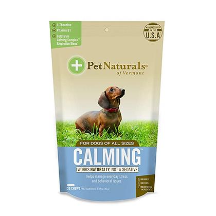 Bocados masticables calming para perros x 21uds