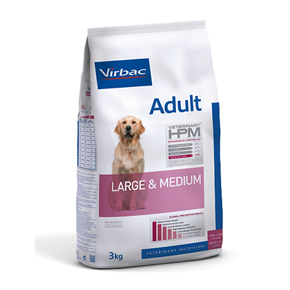 Veterinary hpm adult large and medium