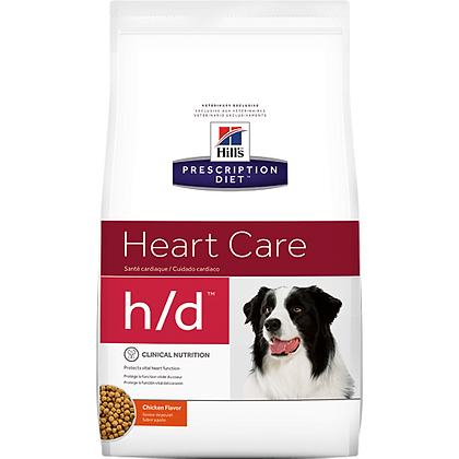 Hills prescription diet h/d