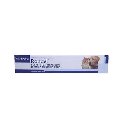 Antiparasitario rondel adult 10ml
