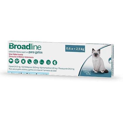 Broadline gatos 0.6 a 2.5 kg