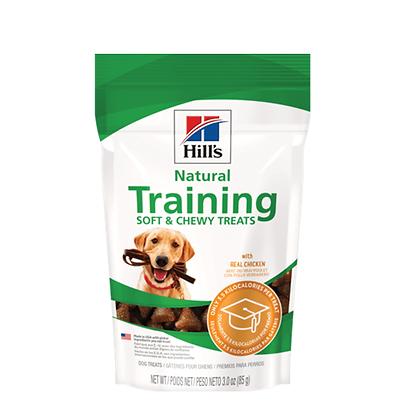 Galletas para entrenamiento soft and chewy training treats x 85 gr