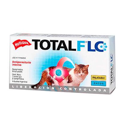 Total F LC gatos