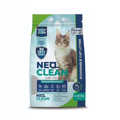 Arena para gato neo clean aroma manzana verde
