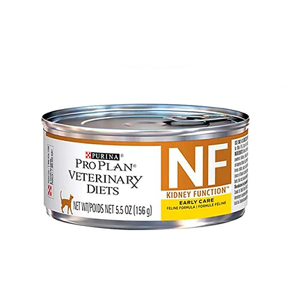 Pro plan alimento humedo veterinary diets nf early care gatos 156 g