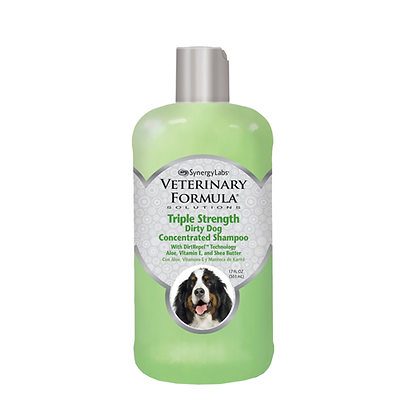 Shampoo triple strength veterinary formula solution x 503ml}
