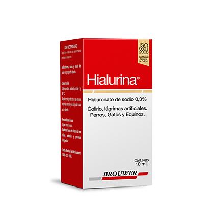 Hialurina x 10ml