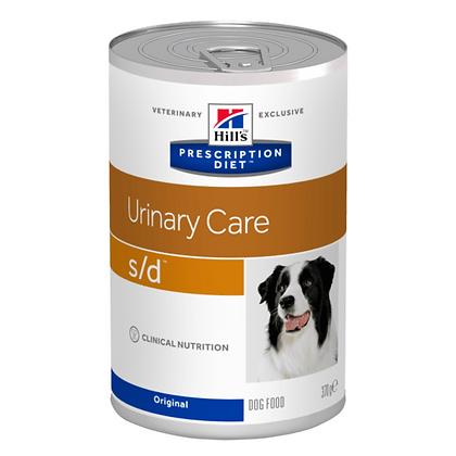 Hills lata s/d urinary care x 370gr