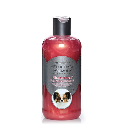 Shampoo ultra oatmeal moisturizing veterinary formula solution x 503ml