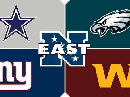 NFC East Breakdown (2021 Fantasy Football)