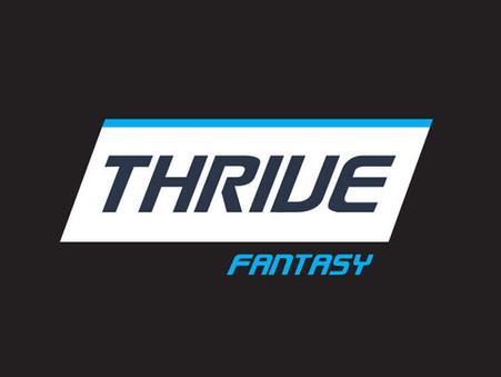 An Introduction to Thrive Fantasy (2021 Fantasy Football)
