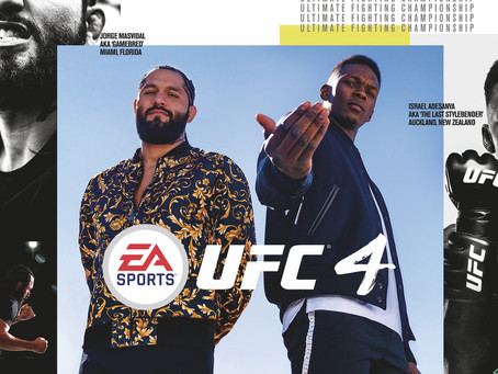 UFC 4 Officially Revealed