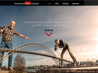 Nye tanker - ny hjemmeside!
