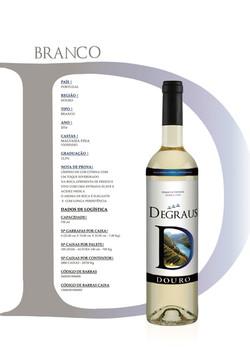 Degraus White