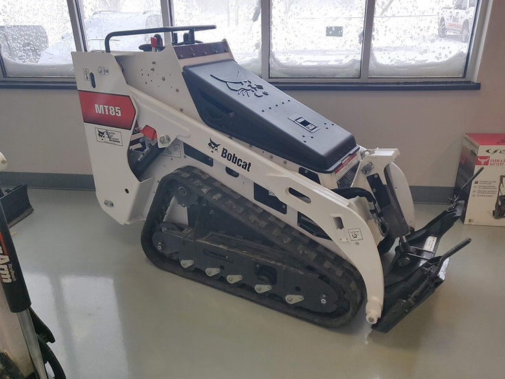 Bobcat MT85 Mini Track Loader Daily Rental