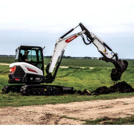 Bobcat E60 Excavator