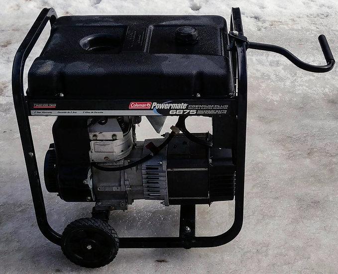 Coleman Powermate Portable Gas Generator Daily Rental