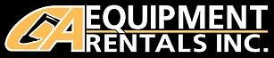 GA Equipment Rentals