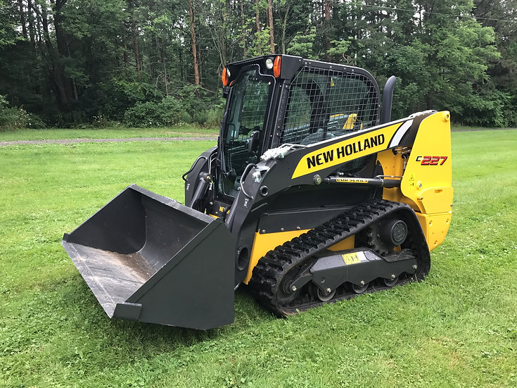 New Holland C227 Track Loader Daily Rental