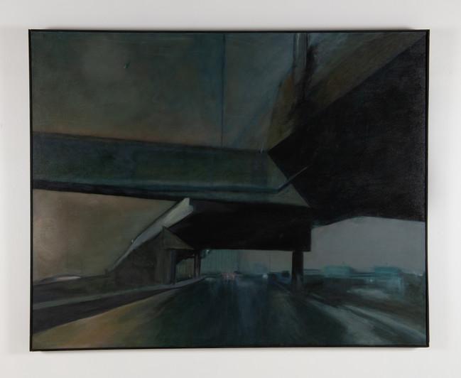Under Overpass