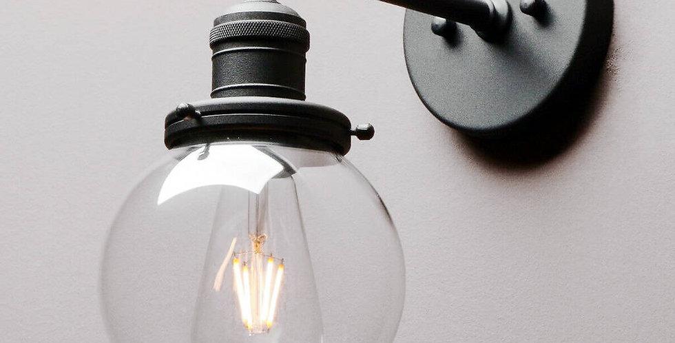Adjustable Globe Wall Light Ip Rated