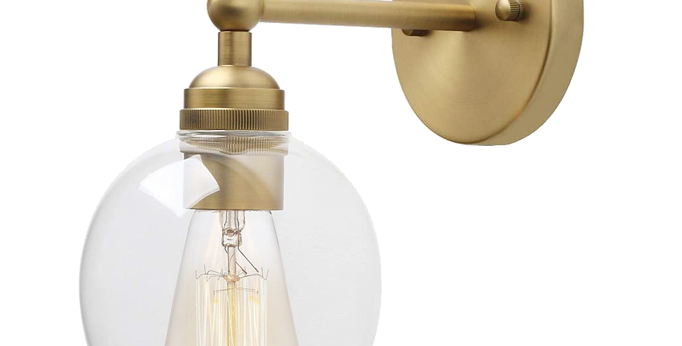 Radiance Pear Wall Contemporary Lighting